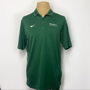 Nike Men's Marshall University Polo